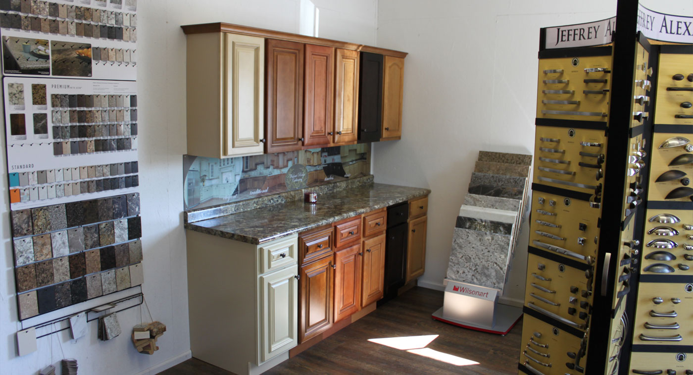 Kitchen Cabinets Category Showroom