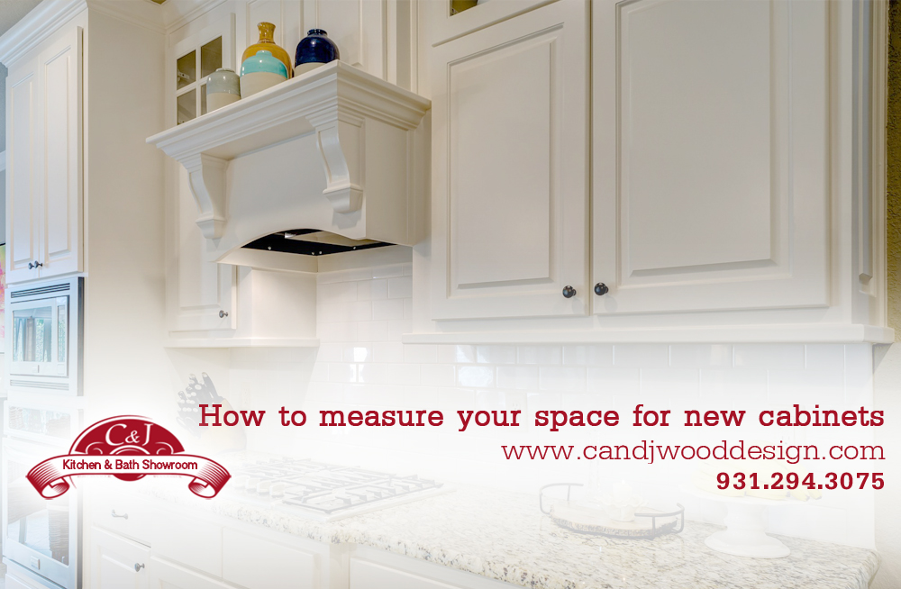Custom Kitchen Cabinets Blog How To Measure Your Space For New
